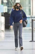 KAIA GERBER Arrives at JFK Airport in New York 09/23/2020