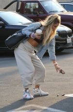 KAITLYN BRISTOWE Arrives at Dance Practice in Los Angeles 09/27/2020