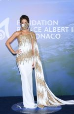 KATE BECKINSALE at Monte-carlo Gala for Planetary Health 09/24/2020