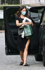 KATHARINE MCPHEE Arrives at a Hotel in Los Angeles 09/13/2020