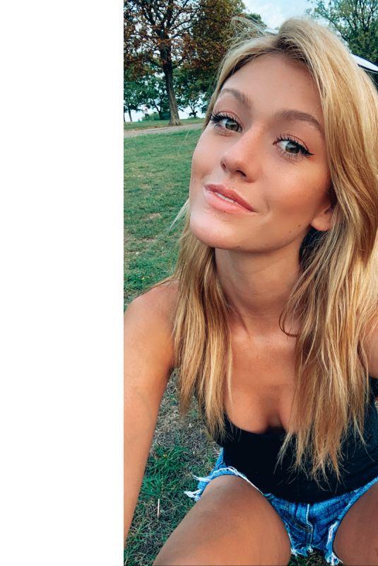 KATHERINE MCNAMARA in Denim Shorts – Instagram Photos 09/21/2020