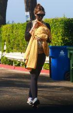 KATHERINE SCHWARZENEGGER Out in Brentwood 09/23/2020