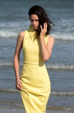 KATHERINE WATERSTON at a Photshoot at 2020 Venice Film Festival 09/07/2020