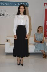 KATHERINE WATERSTON at a Press Conference at 2020 Venice Intenrantional Film Festival 09/07/2020