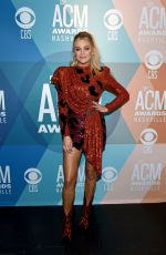 KELSEA BALLERINI at 55th Academy of Country Music Awards in Nashville 09/16/2020