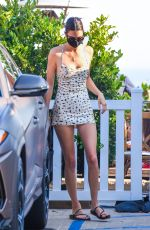 KENDALL and KYLIE JENNER Leaves Nobu in Malibu 09/05/2020