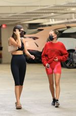 KENDALL JENNER and HAILEY BIEBER Shopping Grocvery in Los Angeles 09/07/2020