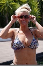 KERRY KATON in Bikini at a Pool in Granada 08/28/2020