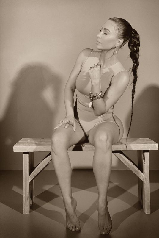 KIM KARDASHIAN for AnOther Magazine, Autumn/Winter 2020