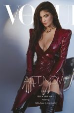 KYLIE JENNER in Vogue Magazine, Hong Kong August 2020 Issue