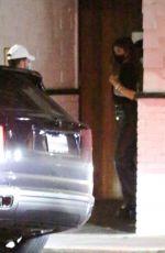 KYLIE JENNER Leaves 40 Love in Los Angeles 09/03/2020