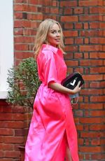 KYLIE MINOGUE Arrives at a Dinner Party in London 09/24/2020