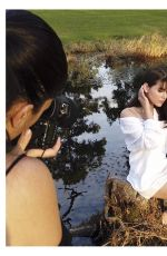 LANEYA GRACE at a Photoshoot, September 2020
