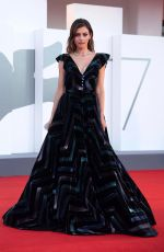 LAURA BARTH at Lovers Premiere at 2020 Venice International Film Festival 09/03/2020