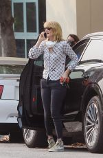 LAURA DERN Out and About in Los Angeles 09/14/2020