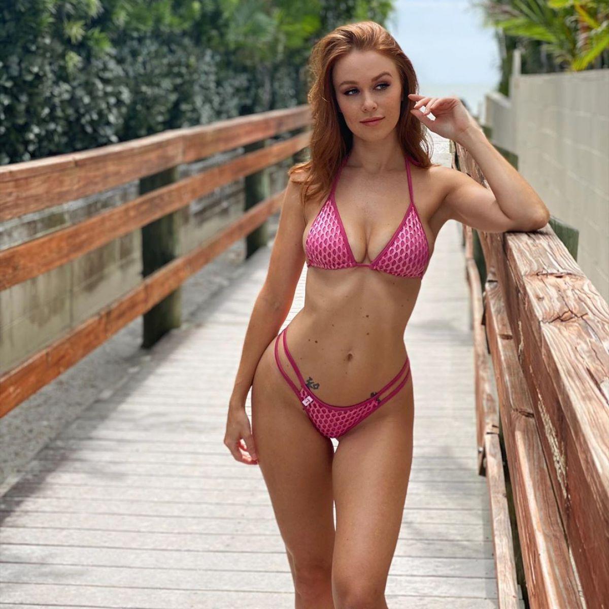 LEANNA DECKER in Bikini - Instagram Photos 09/28/2020