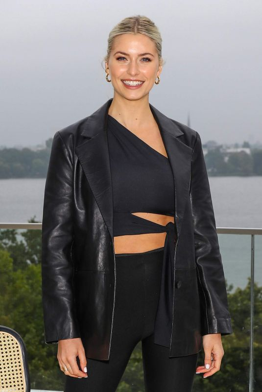 LENA GERCKE at  Leger Home Photocall 09/09/2020