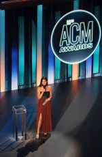 LILY ALDRIDGE at 55th Academy of Country Music Awards in Nashville 09/16/2020