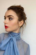 LILY COLLINS - Instagram Photos 09/19/2020