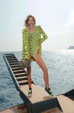 LORENA RAE and Others Models for I Know What You Did Next Summer by Philipp Plein 2021