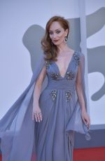LOTTE VERBEEK at 77th Venice Film Festival Opening Ceremony 09/02/2020