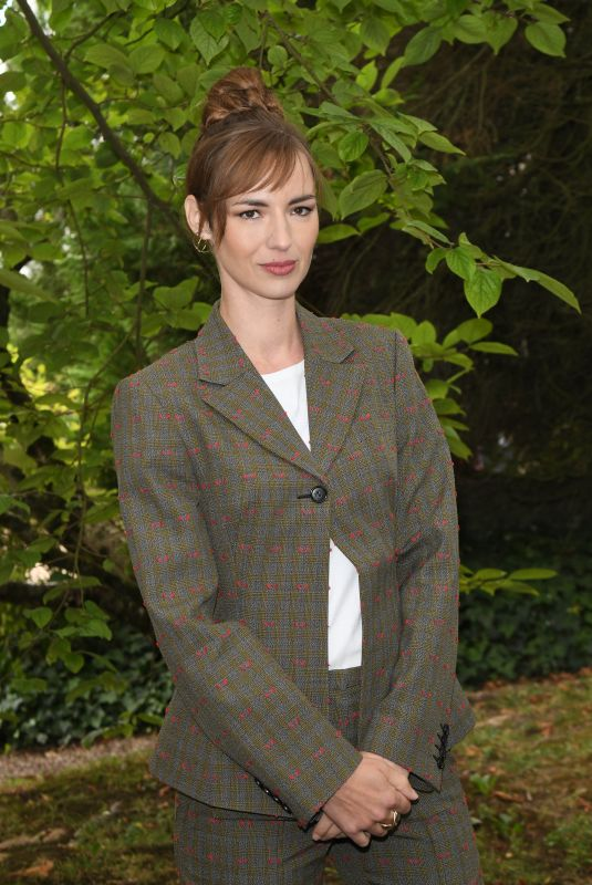 LOUISE BOURGOIN at L'Enfant Reve Photocall at 13th Angouleme French-speaking Film Festival 08/30/2020