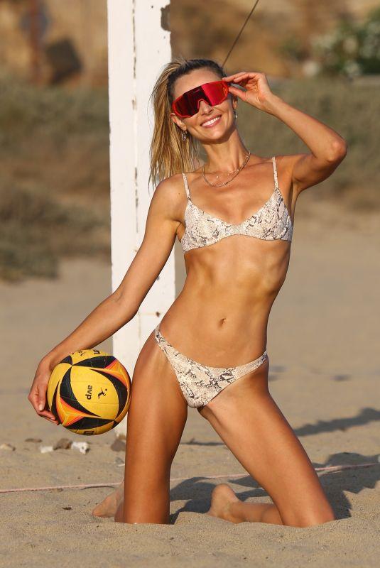 LUDI DELFINO in Bikini at a beach in Malibu 09/19/2020