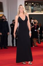 LUDIVINE SAGNIER at 77th Venice Film Festival Opening Ceremony 09/02/2020