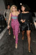 MABEL and RAYE Night Out in London 09/18/2020