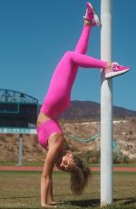 MADDIE ZIEGLER for Fabletics Fall 2020 Collection