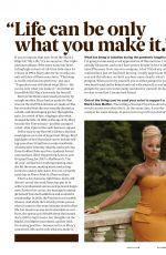 MARY J. BLIGE in Health Magazine, October 2020