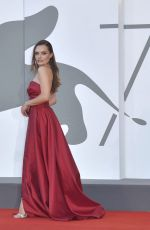 MARYNA at Nomadland Premiere at 2020 Venice Film Festival 09/11/2020
