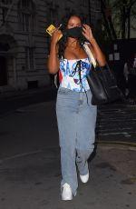 MAYA JAMA Night Out in London 09/17/2020