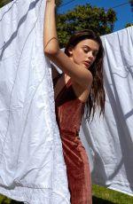 MEIKA WOOLLARD for a Fashion Editorials, September 2020