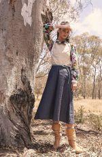 MEIKA WOOLLARD for Pump Fashion Magazine, June 2020