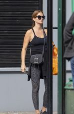 MILLIE MACKINTOSH Out and About in London 09/02/2020