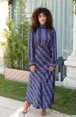 MINA EL HAMMANI at 2020 Venice International Film Festival 09/11/2020