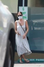 MINKA KELLY Out and About in Los Angeles 09/18/2020