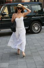 MYLEENE KLASS at Smooth Radio Studio in London 09/05/2020