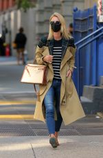 NICKY HILTON Out and About in New York 09/22/2020