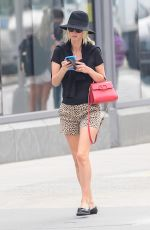NICKY HILTON Out and About in New York 09/27/2020