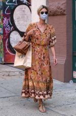 NICKY HILTON Out in New York 09/08/2020