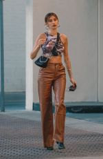 NICOLE WILLIAMS Out and About in Los Angeles 09/23/2020
