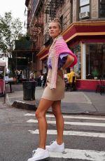 NINA AGDAL at a Photoshoot, September 2020