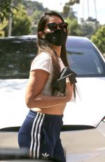 OLIVIA MUNN Out and About in Studio City 09/18/2020