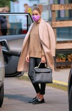 OLIVIA PALERMO Out in New York 09/16/2020