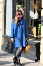 OLIVIA PALERMO Out in New York 09/21/2020