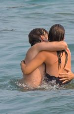 OLIVIA WILDE in Swimsuit at a Beach in Malibu 09/09/2020