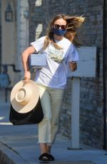 OLIVIA WILDE Out and About in Beverly Hills 09/23/2020