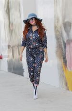 PHOEBE PRICE Out in Los Angeles 09/17/2020